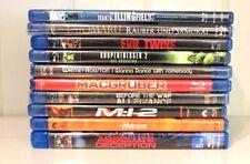10 Blu-Rays.... Paket 3......Blu-Ray Paket