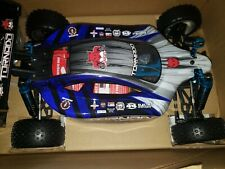 Ultimate combo Redcat Racing Tornado EPX Pro 1/10 Scale RTR Brushless RC Buggy
