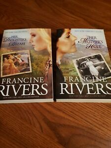 Her Mother's Hope & Her Daughter's Dream set, Francine Rivers.