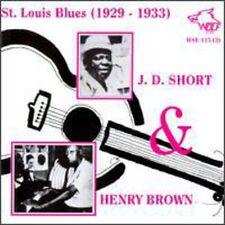 Various Artists, J.D - St Louis Blues / Various [New CD]