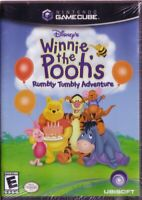 Winnie the Pooh's Rumbly Tumbly Adventure - Nintendo GameCube