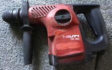 New listing Hilti (Te 30) Rotery Hammer 120V