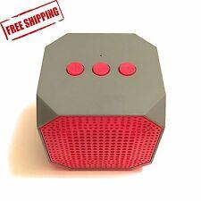 Blackweb Soundplay Bluetooth Speaker - Portable Line-In Included