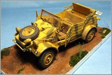 Modelik 24/04 -  PKW K1 Kübelwagen Typ 82    1:25  mit Lasercutteilen