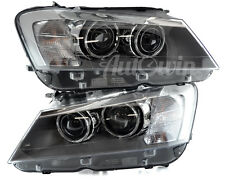 BMW X3 SERIES F25 BI-XENON HEADLIGHT LEFT AND RIGHT SIDE GENUINE OEM NEW