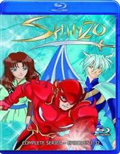 Shinzo Anime/Cartoon ~ Blu-Ray 1-32 COMPLETE Animated TV Series