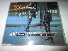 Get Down Saturday Night - Meega & Oliver Cheatham / CD #01