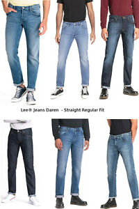 LEE® Jeans DAREN Straight Regular Fit - verschiedene Waschungen & Größen NEU