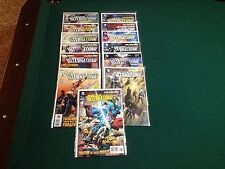 Justice League International #1-12 + Annual #1 (DC) (2011-2012)