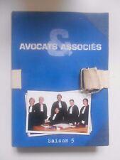 coffret dvd avocats & associés saison 5