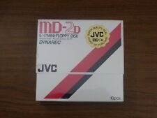 JVC DYNAREC MD-2D Double Sided Double Density 48 TPI 5 1/4 inch Mini-Floppy Disk