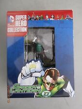 Eaglemoss Best of Dc Comics Super Hero Figurine Collection Green Lantern & Mag