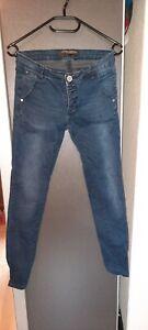 Damen Hose Jeans Rock Angel Größe 36