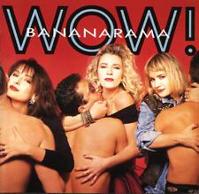 Bananarama - Wow! - UK CD album 1987