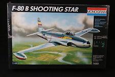 YF024 MONOGRAM 1/48 maquette avion 74003 F-80 B Shooting Star 77 Pièces F80B