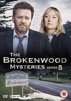 The Brokenwood Mysteries  Series 5 [DVD]