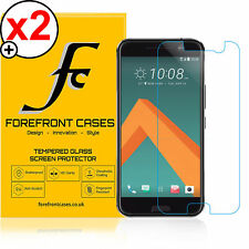 2 X 9H HD Tempered Glass Screen Protector Shield for HTC One M10