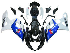 ABS Fairing Fits For Suzuki GSXR1000 2005-2006 Blue Black White Stock Color