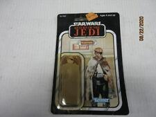 Star Wars Return Of The Jedi  PRUNE FACE FIGURE  77 BACK CARD