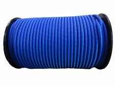 8mm x 10 METERS, BLUE STRONG ELASTIC BUNGEE ROPE SHOCK CORD TIE DOWN
