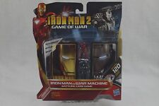 Iron Man 2 Game Of War - Battling Card Game - By Hasbro-New In Package!
