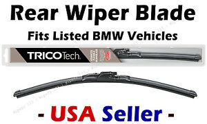 Rear Wiper - Premium Beam Blade - fits Listed BMW Vehicles - 19180