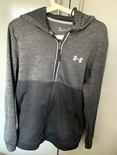 Under Armour Zip Up Trackie Top Size Medium