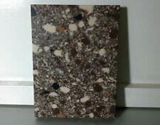 Quartz Granite Slab Leather Tooling Craft Stamp Cutting Board Decor hot plate