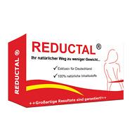 ORIGINAL Reductal 30 Kapseln, richtig gesund abnehmen Fatburner, Gewichtsverlust