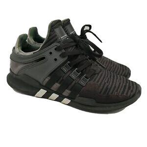 Adidas Originals EQTSupport ADV 91-16 Shoes Size 10 Men's BB1297 Black