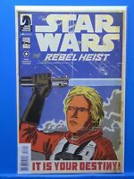 Star Wars Rebel Heist #4 Variant Edition Dark Horse Comics CB8824