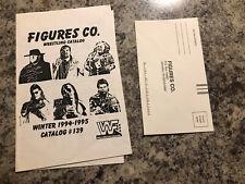 Figures Toy Company WWF WWE 1994 Hasbro Toy Catalog