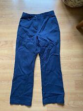 Girls Izod School Uniform Pants Navy Blue Size 12