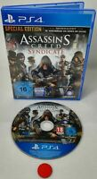Assassin's Creed Syndicate PS4 | gebraucht in OVP