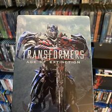 Transformers Age Of Extinction (Target Exclusive) Blu-Ray Steelbook