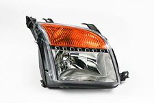 Ford Fusion 06-12 Headlight Headlamp With Orange Indicator Right Driver Off Side