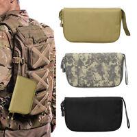 Military Airsoft Tactical Utility Gun Handgun Pistol Tool Carry Case Pouch Bag