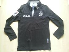 New Zealand Auckland N.Z.A.POLO RUGBY-Hemd-Pullover-Sweatshirt-Longsleeve L nw.