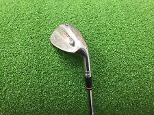 NICE Cobra Golf GREG NORMAN Forged 60* SAND IRON Right RH Steel Worn Used WEDGE