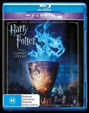 Harry Potter: Year 4 Special Edition  Blu-Ray Region B