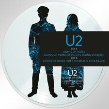 U2 Lights of Home [Singolo Picture Disc]