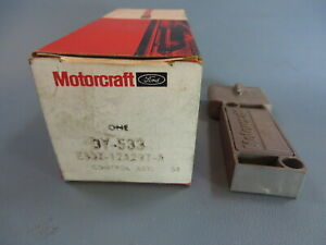 Motorcraft DY-533 Ignition Control Module  Ford E8DZ-12A297-A