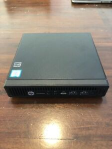 HP ProDesk 600 G2 Mini Desktop PC i5 6500T 8GB  256GB WiFi Bluetooth Office