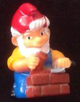 Ferrero Kinder Ü Ei Figur Maurer Ziegelstein Zwerg Die Zunft der Zwerge 1992