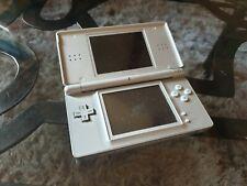 Console Nintendo ds lite grise