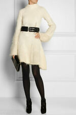 McQ Alexander McQueen Mohair Blend Knit Dress Size Small $1220