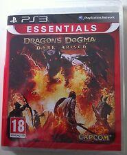 PS3 Spiel Dragons Dogma Dark Arisen Essentials NEUWARE
