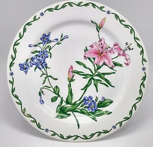 Terrace Blossoms International Tableworks White Dinnerware Collection Oven Safe