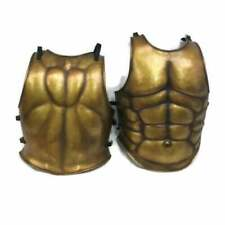 New Muscle armour jacket brass finish knight fightor's costume Halloween gift