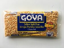 Yellow Split Peas (Arvejas Partidas Amarillas) Chana Dal 14oz